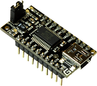 FTDI FT232 RS232 to USB bridge